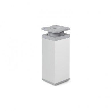 Aliuminio kojelė 40x40,reguliuojama