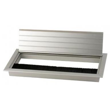 "Aliuminio dangtelis \FORRO\"" 276x120x25,5 mm"" 2"