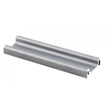 Apatinis aliuminio bėgelis sistemai 2740, 2m