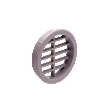 Apvalios ventiliacinės grotelės