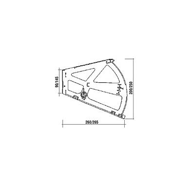 Batų dėžės mechanizmas, 2-skyrių, 2