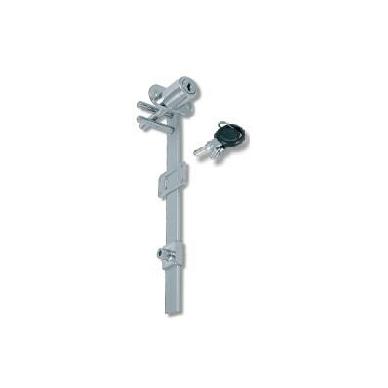 Centrinis užraktas CL-X1018/700 D.19x20-42,5mm, užraktas iš priekio