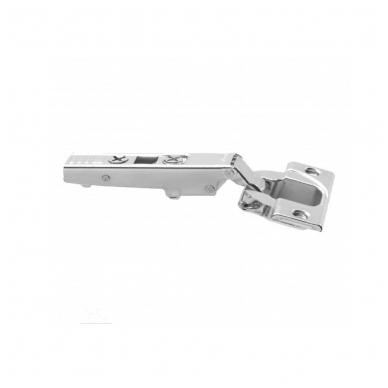 CLIP lankstas išorinis be spyruoklės+ CLIP plokštelė 0 mm