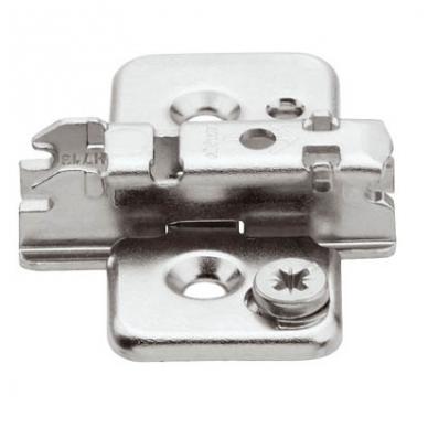 CLIP plokštelė su ekscentriniu reguliavimu, +3mm