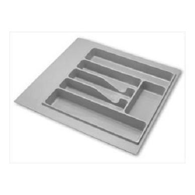 Dėklas į stalčių 55cm, pilkas