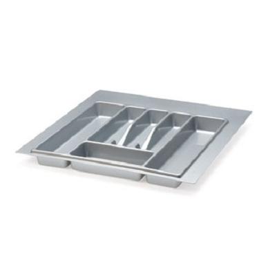 Dėklas į stalčių 60cm,pilkas