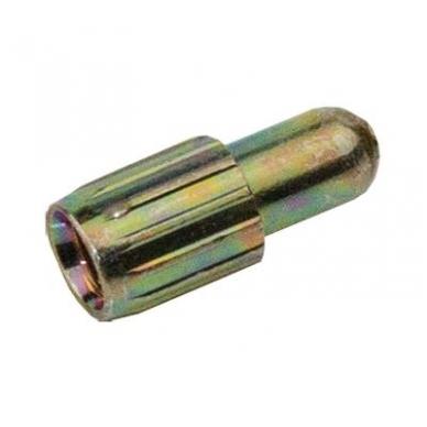 Fiksavimo kaištis D.8x11 mm 1140, gelt.cinkas, berniukas