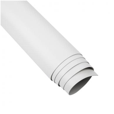Guminis kilimėlis 480 mm, baltas