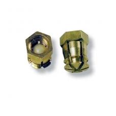 Įvorė žalvario M6x11.5 mm