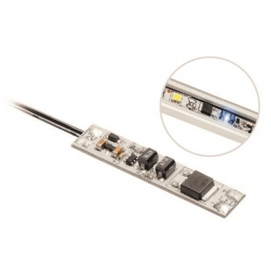 Jungtukas klijuojams,LED profiliams 60W, AE-WLPR-60 2