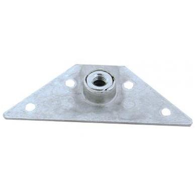 KEA trikampė plokštelė M10 2