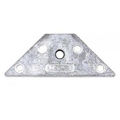 KEA trikampė plokštelė M10