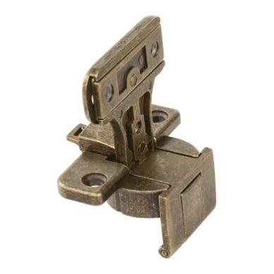 Lankstas 270' 19 mm plokštei, bronza 2