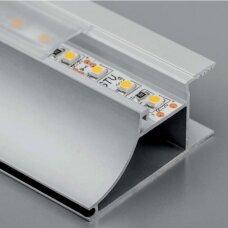 LED profilis lentynai GLAX 18mm, 2m