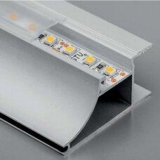 LED profilis lentynai GLAX 18mm, 3m