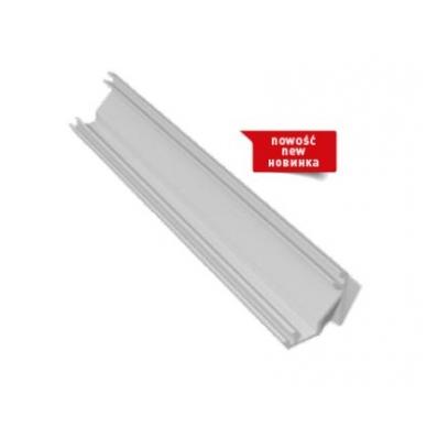 LED profilis kampinis GLAX, 3m