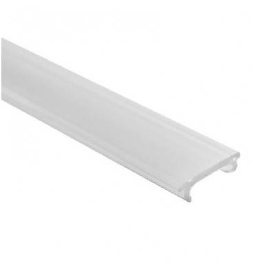 Matinis dangtelis aliuminio profiliui L-2 m, GTV