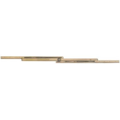 Medinis stalo išplėtimo mechanizmas SPLIT 1340/685/650 mm 2