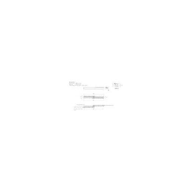 Medinis stalo išplėtimo mechanizmas SPLIT 1340/685/650 mm 3