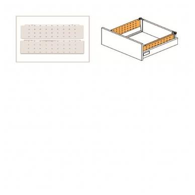 Perforuoti šonai MODERN BOX L-500 mm 2