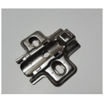 Plokštelė Click lankstui, 2mm