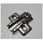 Plokštelė Click lankstui, 4mm