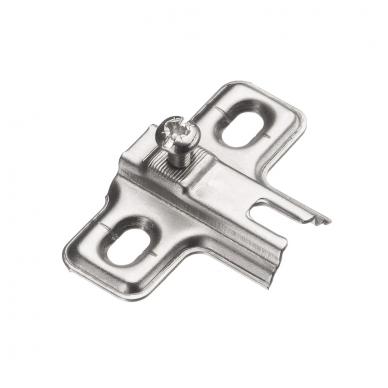 Plokštelė QS lankstui 2 mm