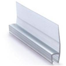 PVC tarpinė stiklas/ stiklas 180' S-5705, stiklui, L-2,5 m
