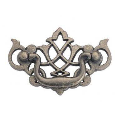Rankenėlė 30368 64 mm, sendinta bronza