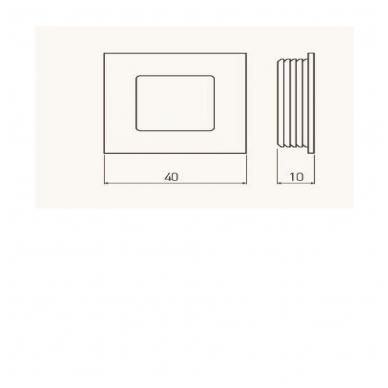 Rankenėlė UZ-00B226,įleidžiama 3