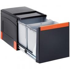Šiukšliadėžė  FRANKE Cube 41 automat. atidarymas