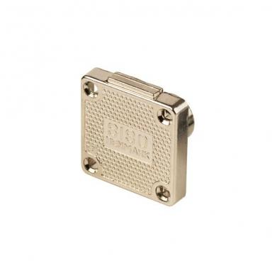 Spynelė MIC-850, 19x22mm, nikelis 2