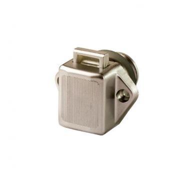 Spynelė su rankenėle 16 mm pl., aliuminis 3