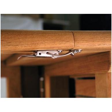 Stalo kablinė sąvarža #22, cinkas 5