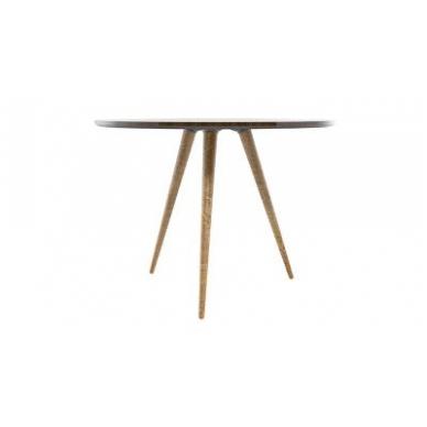 """Stalo kojos jungtis \Twister\"""" D.107x27 mm, juoda, su kampo reguliavimo funkcija"""" 7"""