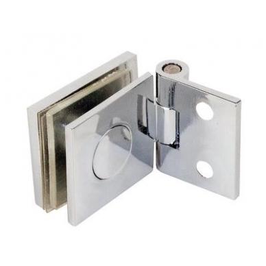 "Stiklo durų lankstas ""Bosch"" 25x30mm"
