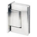 """Švelnaus uždarymo stiklo lankstas""""KLAP"""", SS304"""