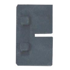 Tarpinė stiklo laikikliui SQUARE 4,5 mm