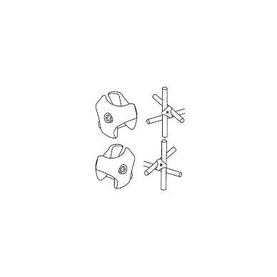 Trikryptė jungtis, kairė 3