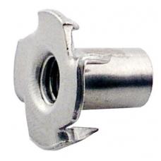 "Veržlė ""ežiukas"" M6x11 mm (1,1 mm)"