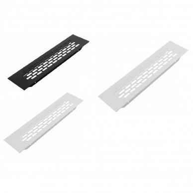 Ventiliacinės grotelės 60x245 mm 2
